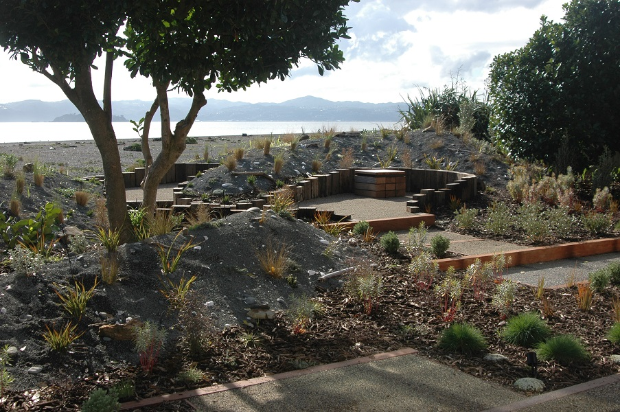 Paul cameron landscapes limited landscaping services in for Landscape architects wellington